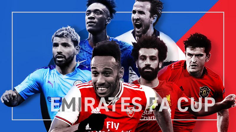Emirates FA Cup on StarSat