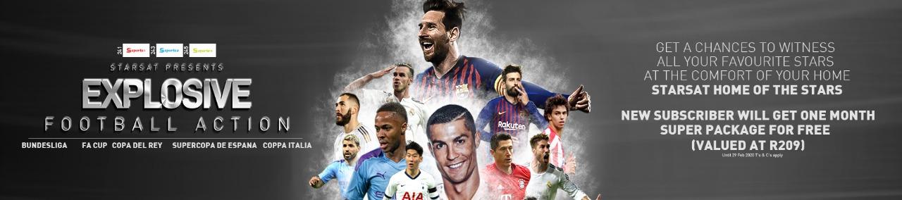 StarSat Special - Soccer Cover - Web