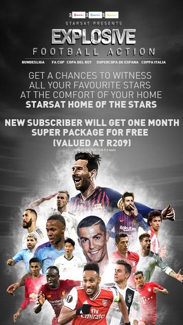 StarSat Special - Soccer Cover - Mobile