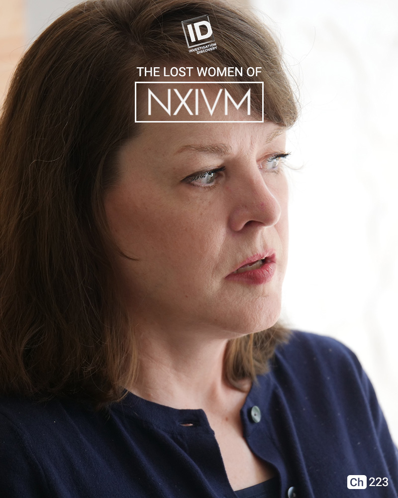 The Lost Women of NXIVM on ID on StarSat (mobile)
