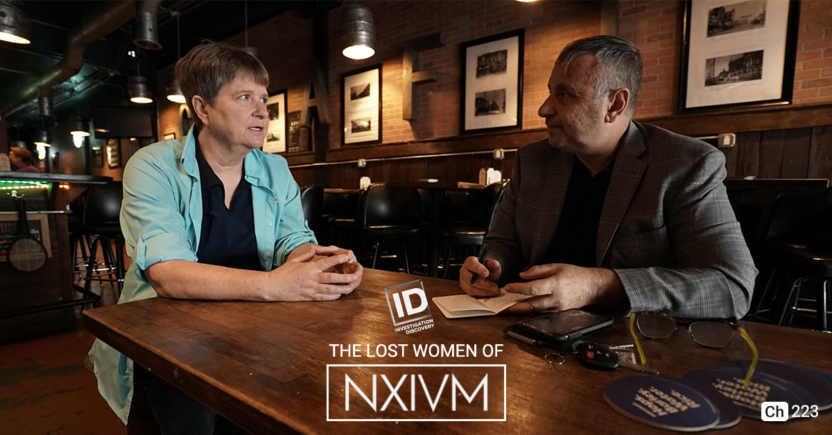The Lost Women of NXIVM on ID on StarSat