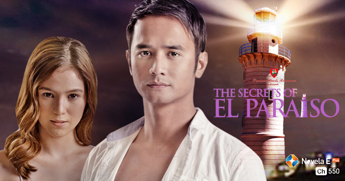 The Secret of El Paraiso on ST Novela E Plus on StarSat