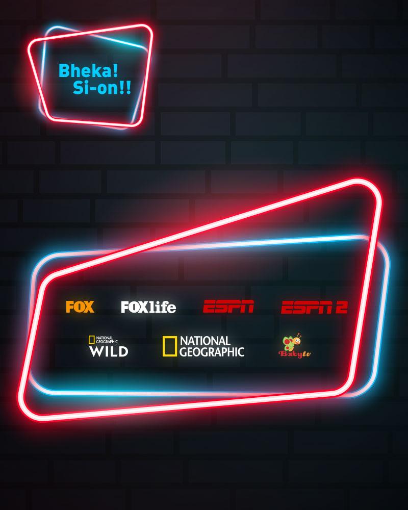 fox channels are back on StarSat - mobile