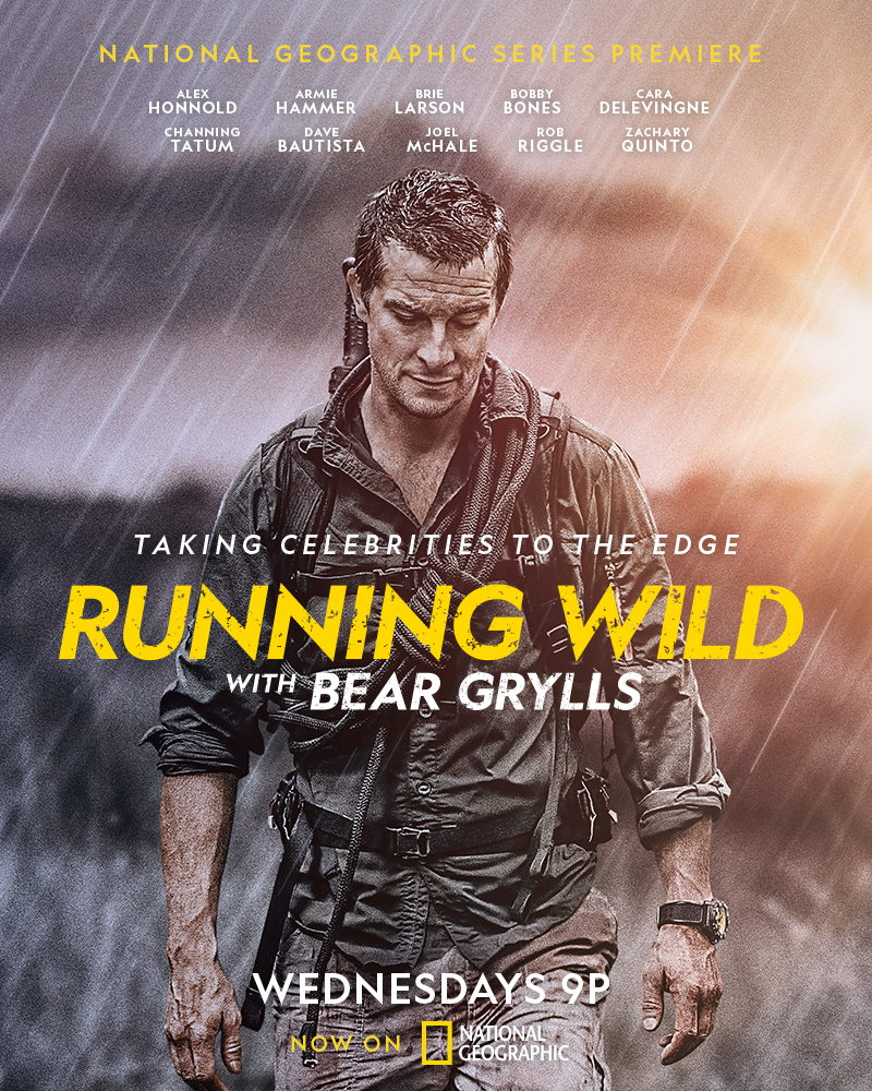 Running Wild with Bear Grylls mobile