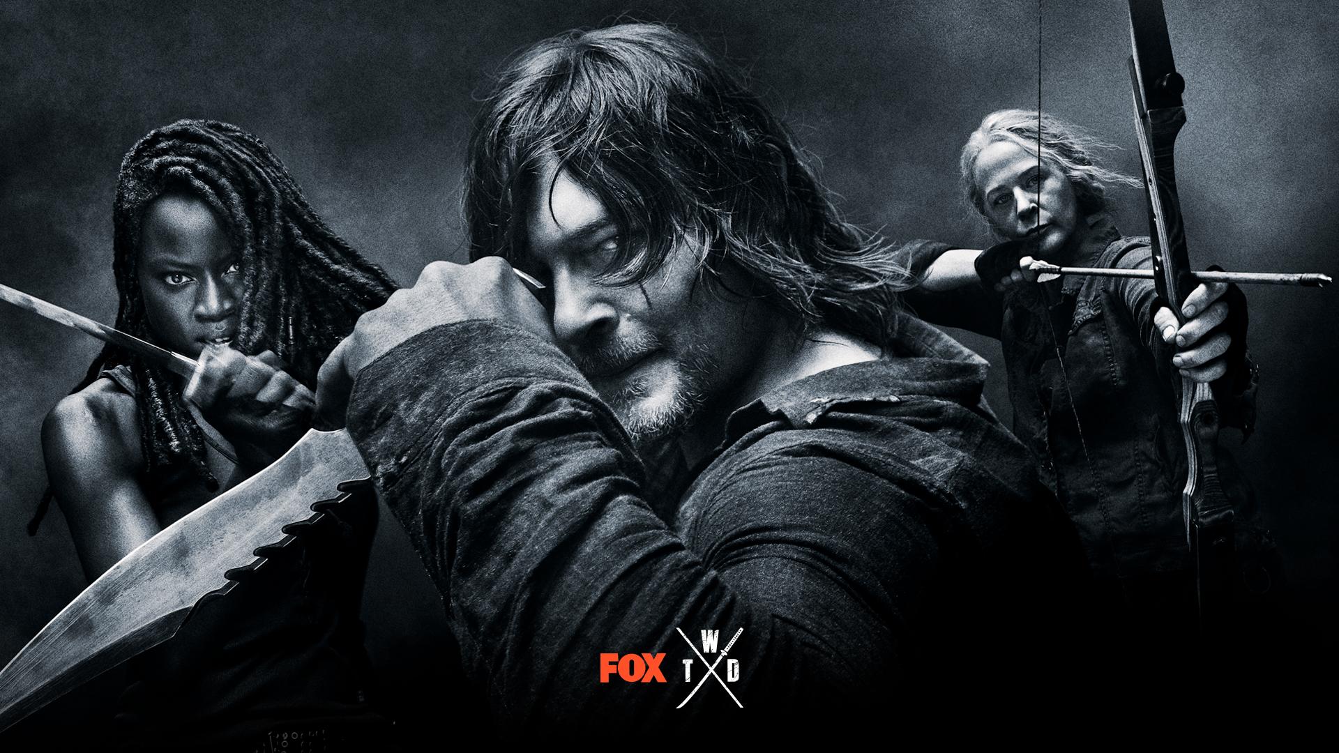 The Walking Dead on FOX on StarSat