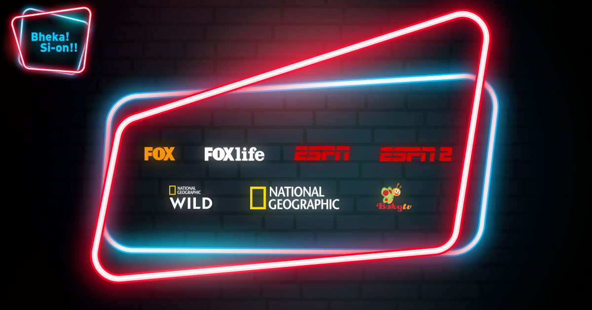 fox channels are back on StarSat