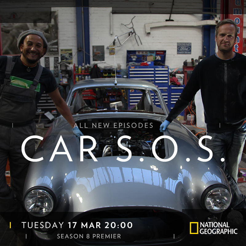 Blog → National Geographic → Car SOS → Digital