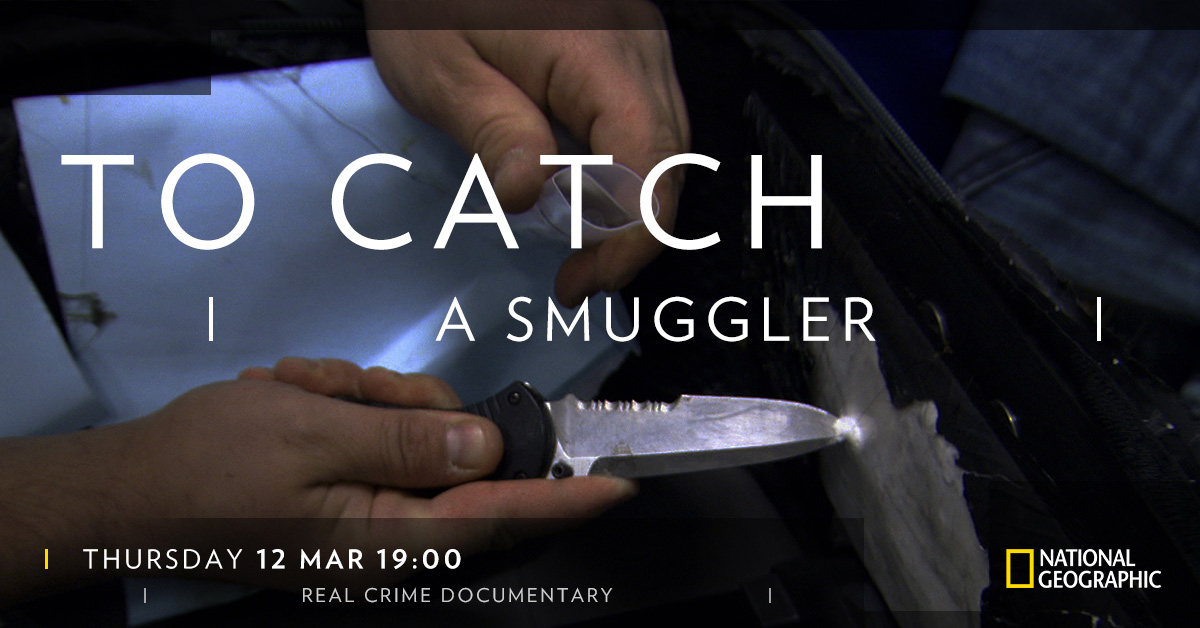 Blog → National Geographic → To Catch a Smuggler → Web