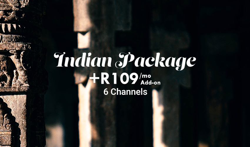 StarSat Indian Package (mobile)