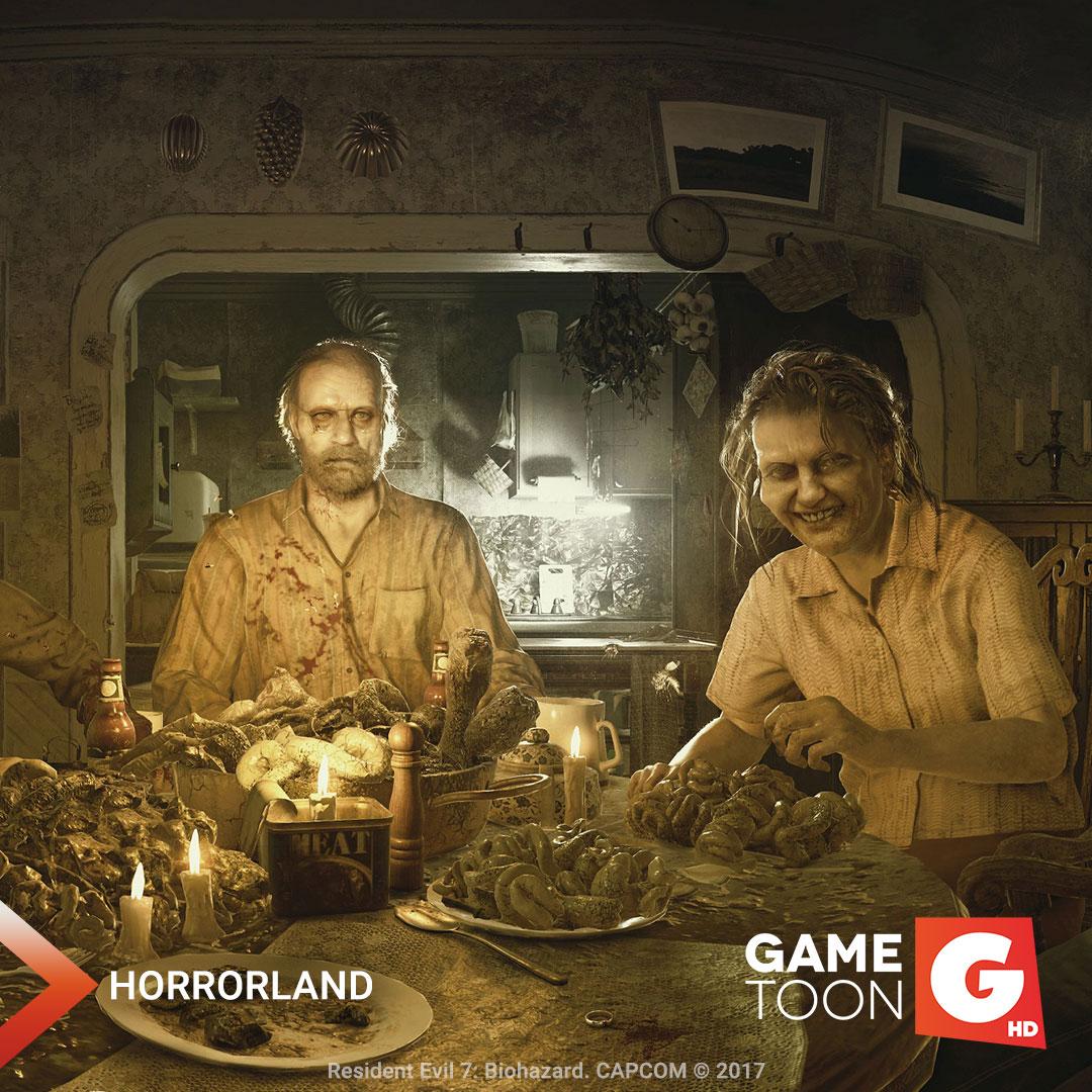 Horrorland on Gametoons on StarSat - Web