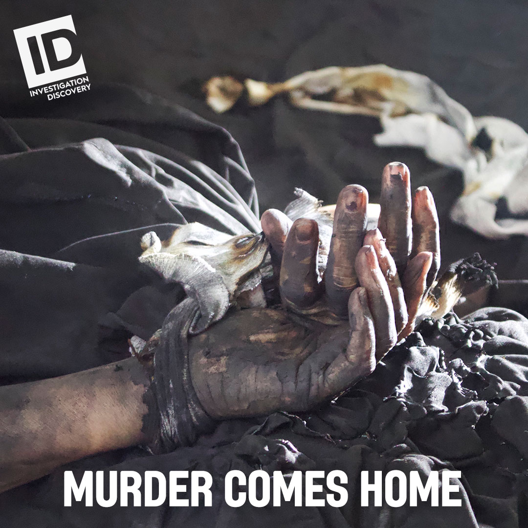 Murder Comes Home on ID on StarSat