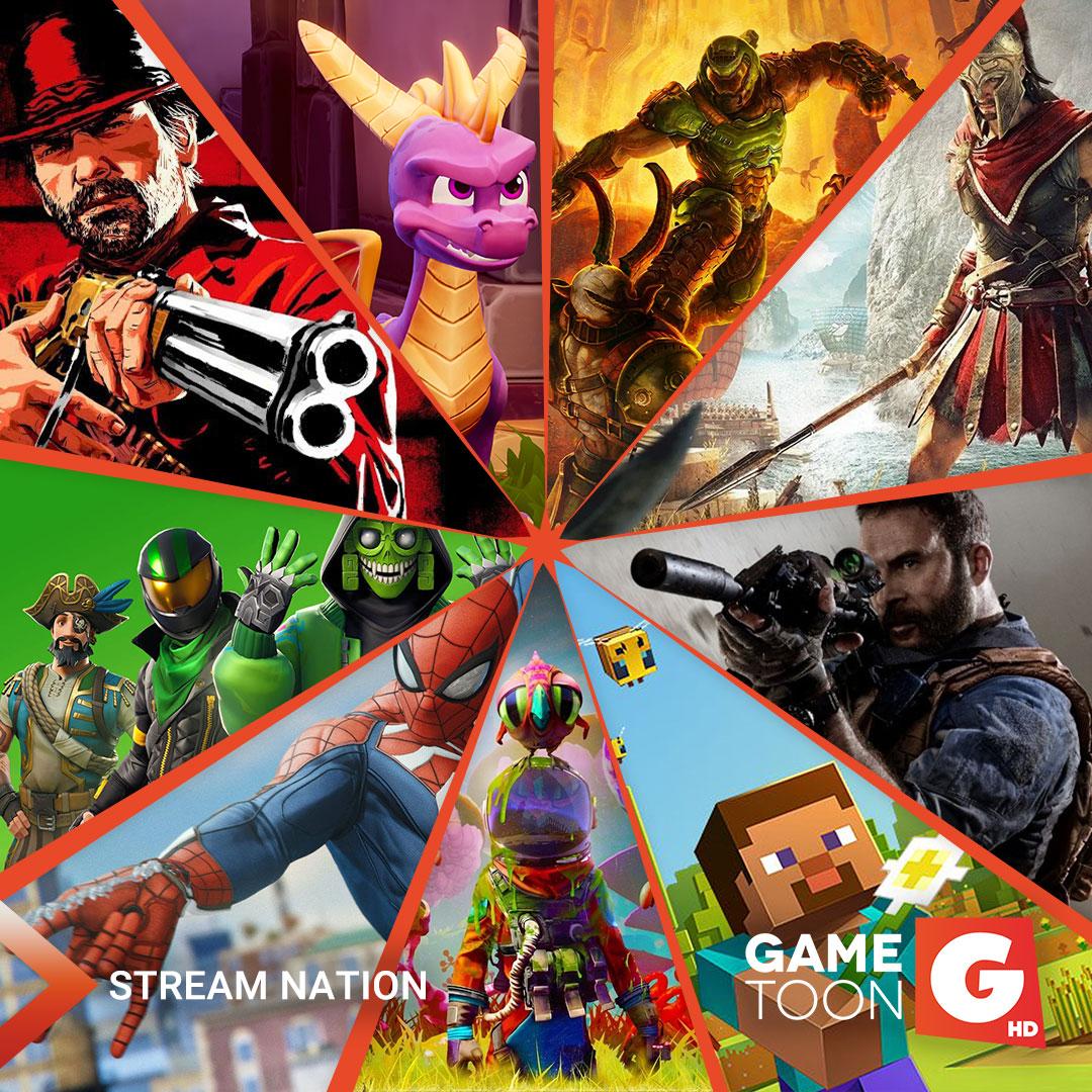 Stream Nation on Gametoons on StarSat - Web