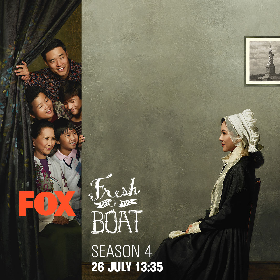Fresh off the Boat (Season 4) on FOX on StarSat - Web