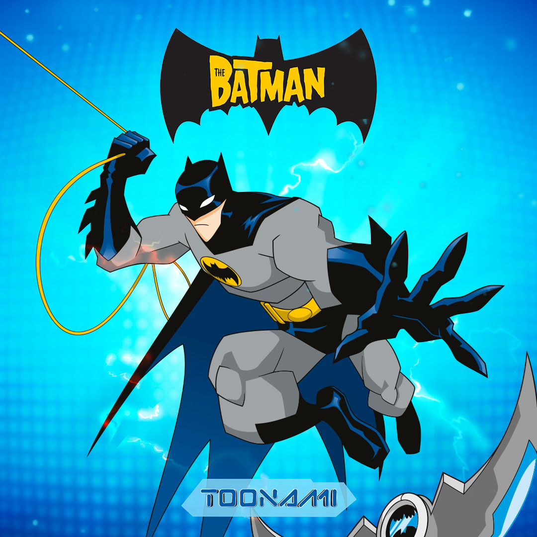 Batman on Toonami on StarSat - Web