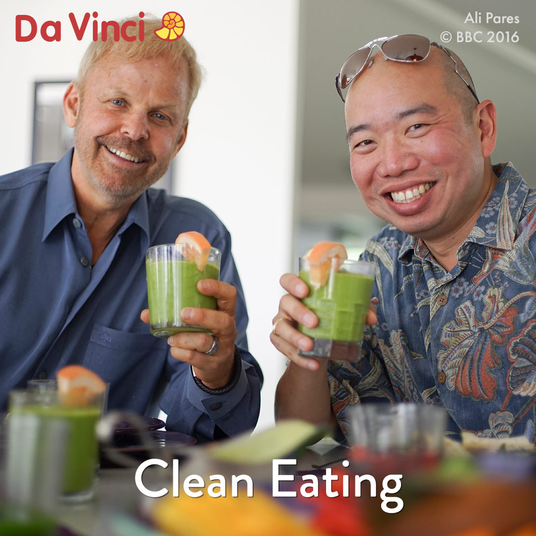 Clean Eating The Dirty Truth on DaVinci on StarSat - web