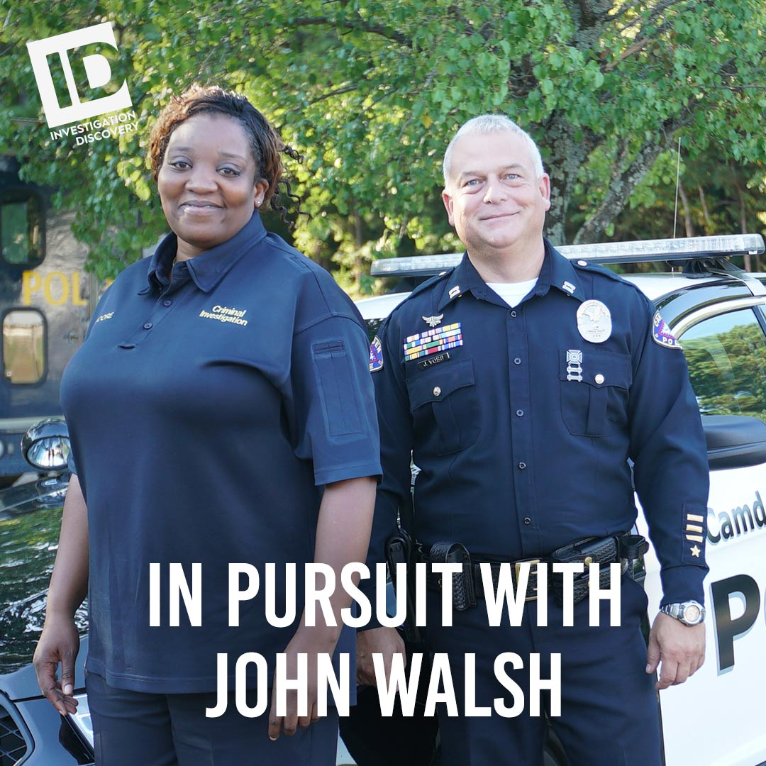 In Pursuit With John Walsh on ID on StarSat - web