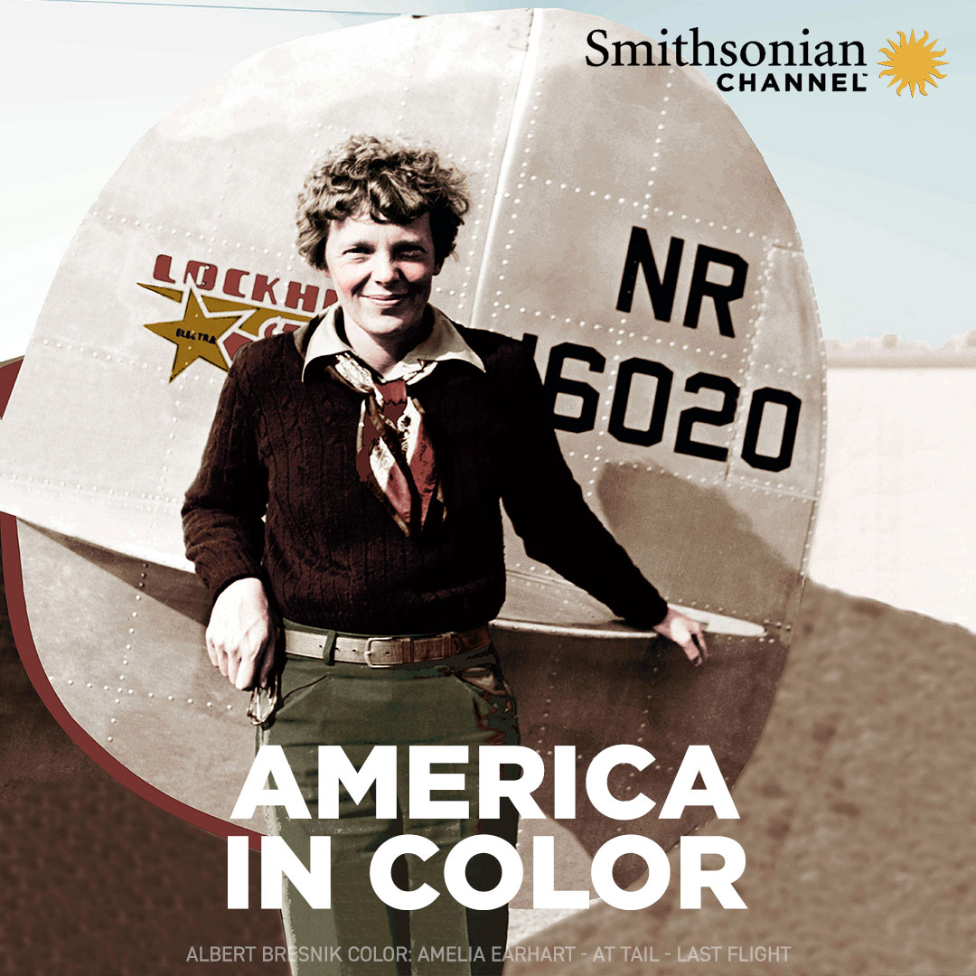 Web - America in Color on Smithsonian Channel on StarSat