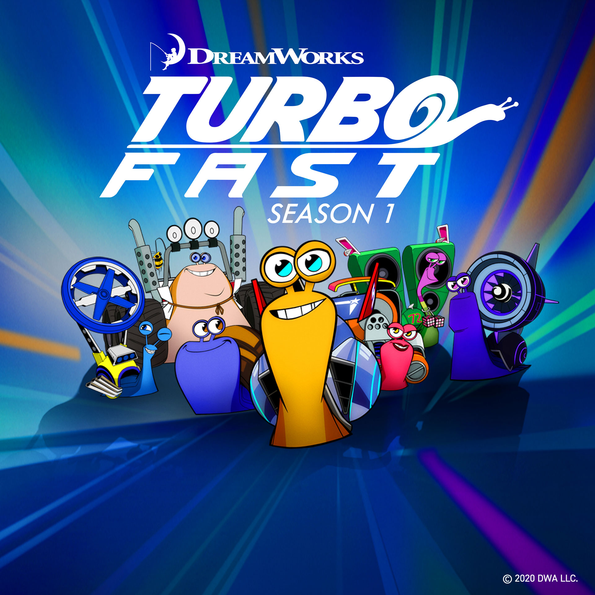 Turbo Fast on DreamWorks on StarSat - web