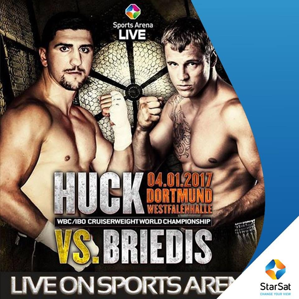 Huck Briedis