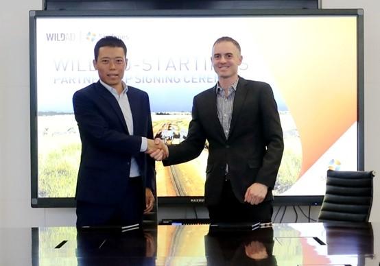 StarSat | WildAid and StarTimes establish partnership to