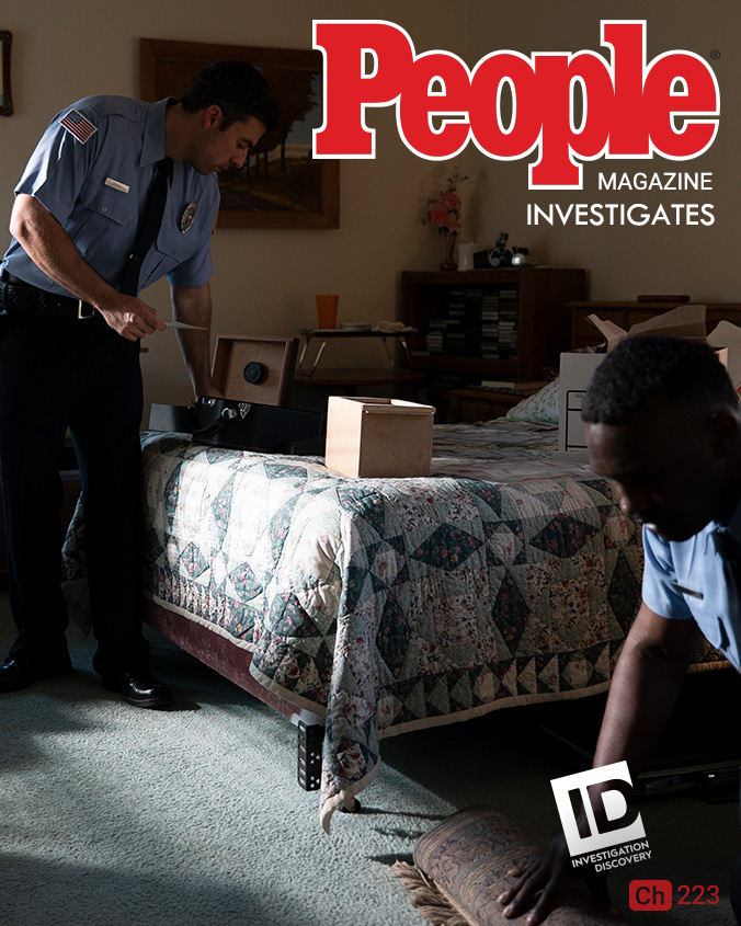People Magazine Investigates (Season 4) on ID on StarSat (mobile)